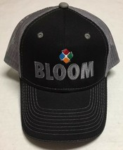Bloom Electric Services Hat Baseball Cap Oklahoma City OK Oil Gas Energy ND - $25.24