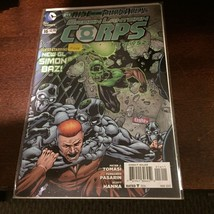 #16 Green Lantern Corps 2013 DC comic book D028 - $3.47