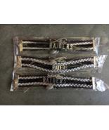 Las Vegas Raiders Infinity Bracelet - $5.99