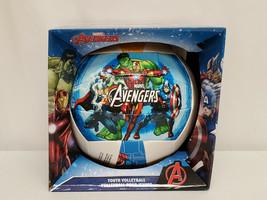 NEW SEALED Marvel Avengers Youth Volleyball Iron Man Thor Captain America Hulk - $23.12