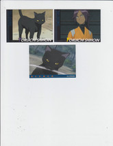 2005 Bleach Anime Cardass Masters YORUICHI SHIHOIN Lot of 3 Cards Bandai... - $6.24