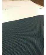 2.375 yd Maharam Steelcut Trio 883 Blue Wool Upholstery Fabric  465906-883  - $54.15