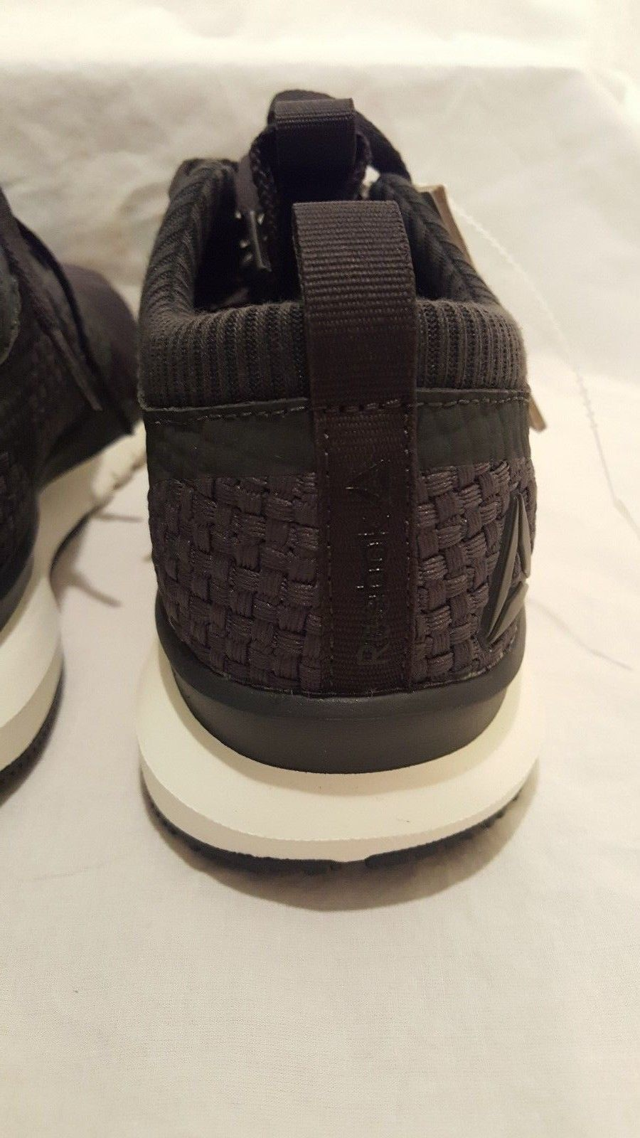 Reebok Mens Print ATHLUX Weave Running Shoe