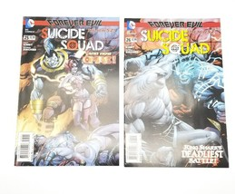 Suicide Squad 25 & 26 New 52 Volume 3 January 2014 Forever Evil DC Comic... - $7.83