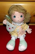 """Precious Moments 11"""" Doll with Mask - Friendship is Filled with Comedy &... - $7.95"""