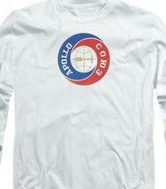 NASA Apollo 70's Soyuz-Apollo space mission long sleeve graphic t-shirt NASA105 image 3