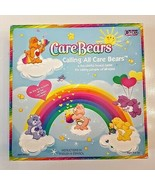CALLING ALL CARE BEARS Board Game age 4+ Cadaco 2003 missing 1 part, sti... - $9.90