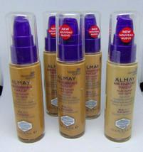 Almay Age Essentials Makeup Spf 15 1fl.oz./30ml Choose Shade - $5.95