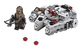 LEGO Star Wars Millennium Falcon Microfighter 75193 Building Kit (92 Piece) - $20.99