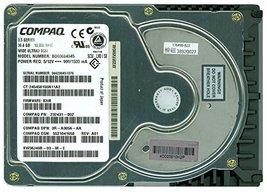 36.4GB WU3 SCSI, BD03664545, FW B20B, 232431-002, 3R-A3056-AA, A01