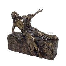7.5 Inch Jesus Christ He Is Risen Religious Statue Figurine - $64.35