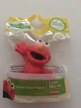 Sesame Street Elmo & Cookie Monster Plastic Figure Toy/Cake Topper - NEW... - ₹891.06 INR