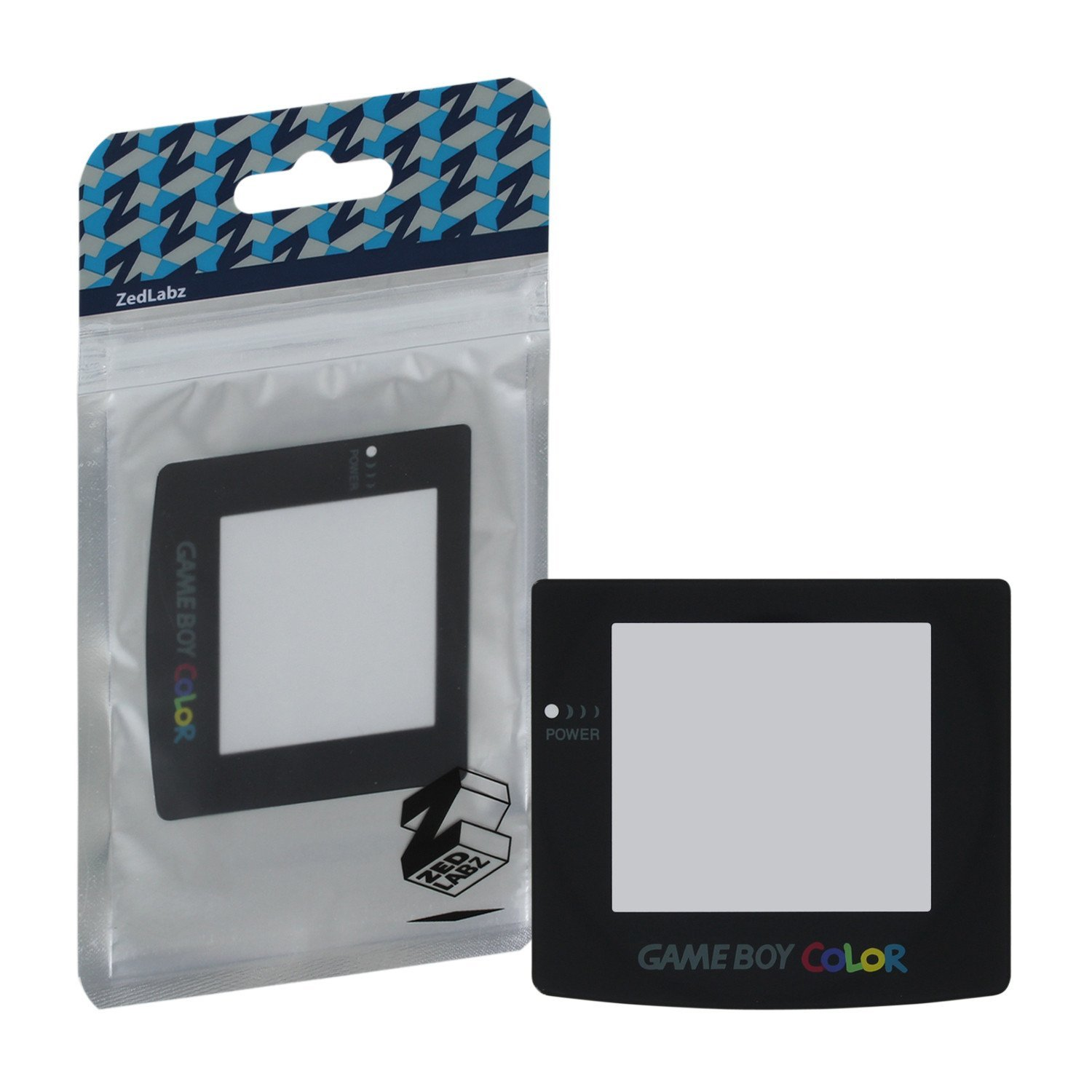 ZedLabz replacement screen lens plastic cover for Nintendo Game Boy Color - $2.95 - $5.19