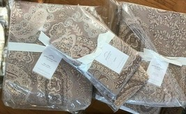 Pottery Barn Gwenn Duvet Cover Set Neutral Queen 2 Standard Shams Paisle... - $158.00