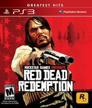 Red Dead Redemption - Playstation 3 [video game] - $13.07
