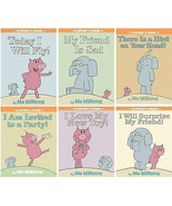 Mo Willems Elephant and Piggie Series Matched Hardcover Collection Set B... - $51.99