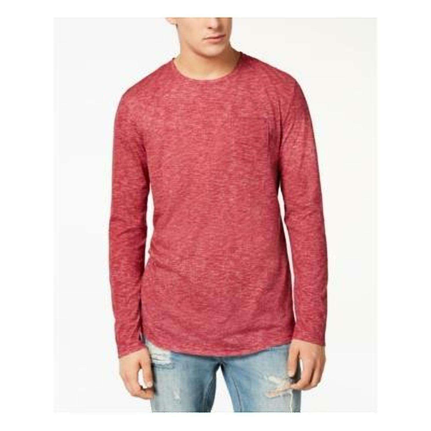 American Rag Men's Crew Neck Basic T-shirt Red Pick your size #678