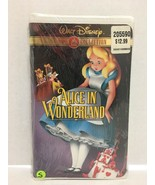 Alice in Wonderland (VHS, 2000, Gold Collection Edition) - $14.80