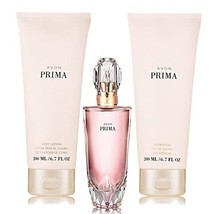 Avon Prima 3 piece fragrance set for women - $24.50