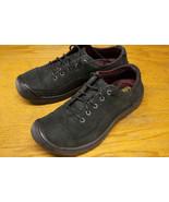 Keen 8 Black Lace Up Sneaker Women's - $46.00