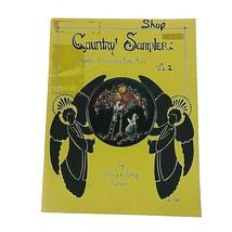 Jo Sonja Jansen Country Sampler Vol 2 Book North American Folk Art Paint... - $9.85