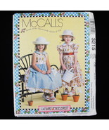 McCall's 3215 Mary Engelbreit Sewing Pattern Girls Dresses size 3-4-5 an... - $2.99