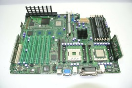 Dell PowerEdge 2600 Server Motherboard 0F0364 w/ Intel Xeon processor SL6GG - $59.99