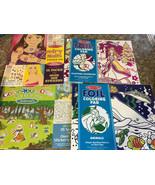 Melissa & Doug Coloring Pad Animals/ Favorites,Sticker Pad, Jewelry, Lot Of 4 - $25.54
