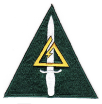 """4"""" ARMY SFG ODA DELTA TEAM EMBROIDERED PATCH - $17.14"""