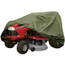 Dallas Manufacturing Co. Riding Lawn Mower Cover - Olive [LMC1000R]  - $25.99