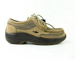 Georgia Boots Men's Waterproof Turbo Oxford with Comfort Fishbone Size 8... - $79.20