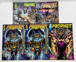 IMAGE Comics, Prophet #1 #3 #3 #4 & #5 - 1993-1996 FREE SHIPPING - $12.85