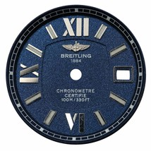 Breitling A7135612/C753 Cockpit Lady 22 mm Blue Dial for 32 mm Women's W... - $199.00