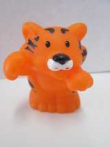 Fisher Price Little People Zoo Train replacement tiger - $3.46
