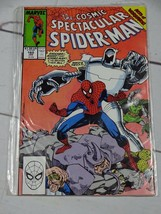 THE SPECTACULAR SPIDER-MAN #160 COSMIC SPIDER-MAN ISSUE! Bagged - C1729 - $1.99