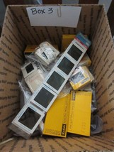 Vintage Lot Mixed Unsorted Photography Slides 35mm 1950's - 80's Box 3 - $29.00