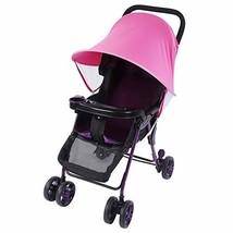 Baby Infant Stroller Sun Shade Canopy UV Protection Rays Easy Installing Sunshad