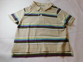 The Children's Place Baby Jungen Kurzarm Polo Hemd Größe 6-9 Monate Lt H... - $13.39