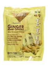 Prince of Peace Instant Ginger Honey Crystals, 30 ct Bags - 18 g Sachets. - $12.79