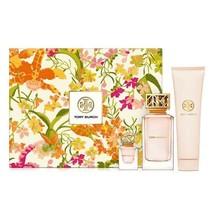 Tory Burch 3 Piece Gift Set Eau De Parfum Spray 100 ML/3.4 Fl.Oz. Nib - $123.75
