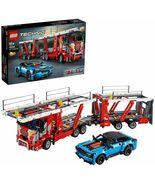 LEGO Technic Truck Of Transport Of Vehicles Includes Car Chevrolet Corvette - $399.00