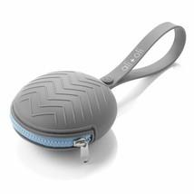 Ali+Oli Pacifier Clip Holder Case Gray - $8.54