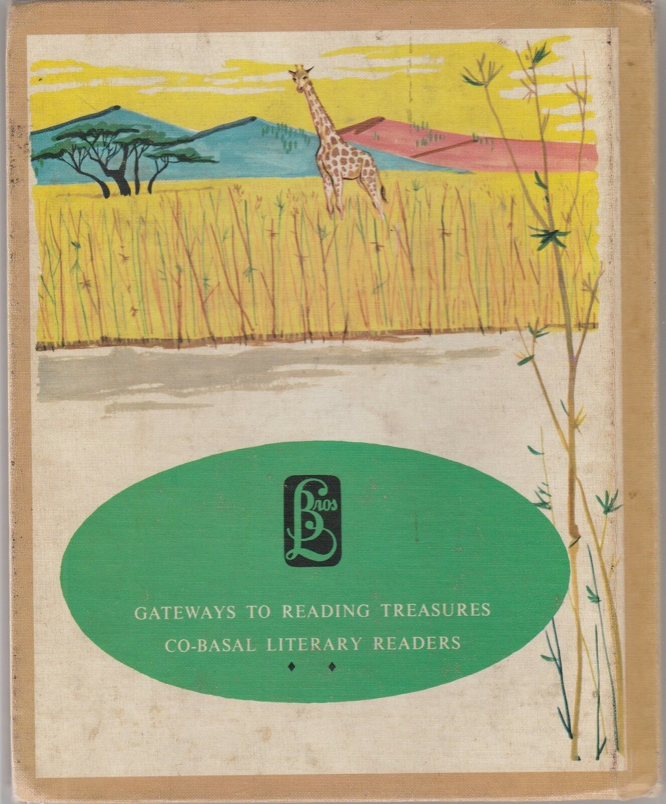 Storyland Favorites 1964 Laidlaw Gateways to Reading Treasures School Reader