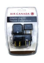 New OPEN/DISTRESS BOX! Air Canada 30677596 Adapter Plug Kit - Black - $9.83