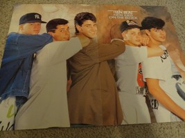 New Kids on the Block Joey Mcintyre teen magazine poster clipping in a l... - $4.00