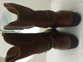 5 10 Mens boots Brown US9 fwHvXq