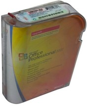 MICROSOFT OFFICE Professional 2007 UPOGRADE w/ KEY Word Excel PowerPoint... - $32.71