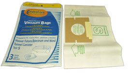 Hoover Canister Type S Vacuum Cleaner Bags HR-1449 - $3.56