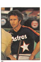 1982 Fleer Stamps #43 Don Sutton > Houston Astros - $0.99