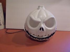 Nightmare Before Christmas Jack Skellington HALLOWEEN Pumpkin Jack O Lan... - $29.99